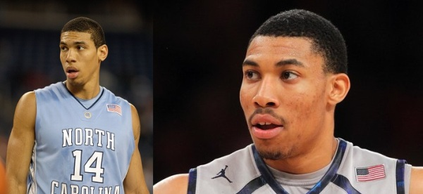 Andy Lyons/Getty Images (Danny Green) and Brad Penner/USA today Sports (Otto Porter)